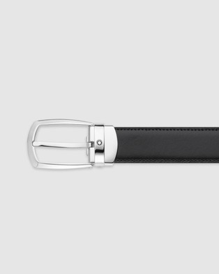 Montblanc Leather Belts