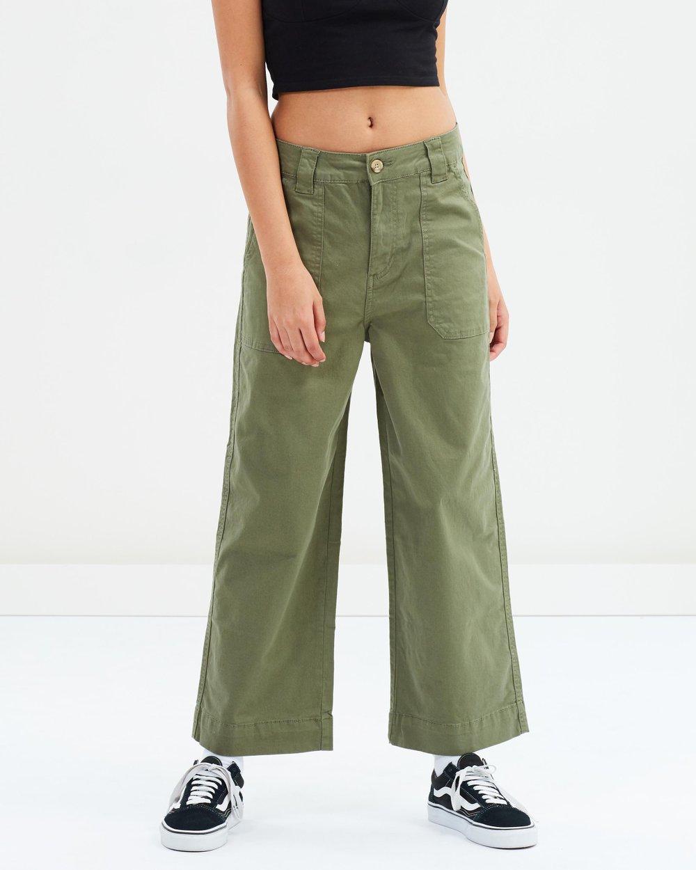 enjoy clearance price prevalent factory authentic Wide Leg Chop Pants