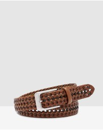 Buckle - Flinders 35mm Weave Belt