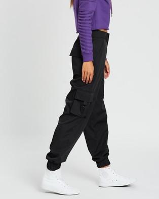 Nana Judy Matira Elastic Pants - Pants (Black)