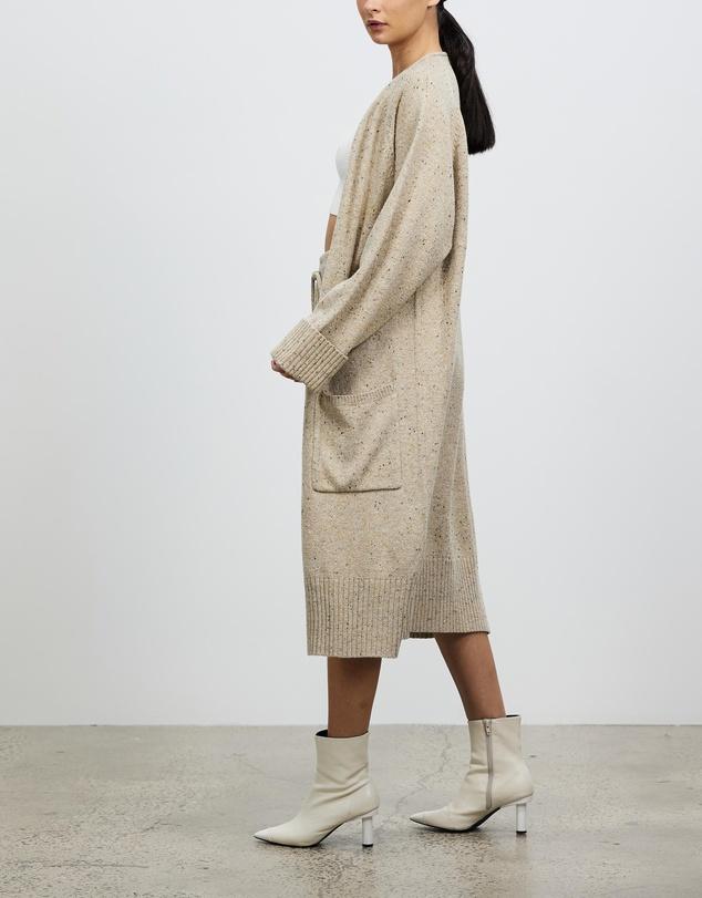 Women Noelle Long Sleeve Cardigan
