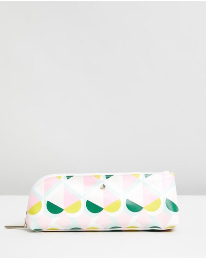 Kate Spade - Geo Spade Pencil Case