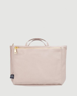 The Nappy Society Compact Nappy Bag Insert - Bags (Nude)