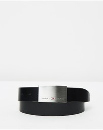 Tommy Hilfiger - Reversible Leather Belt Gift Set