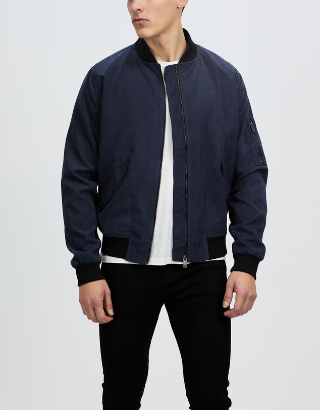 Staple Superior - Wellington Bomber Jacket
