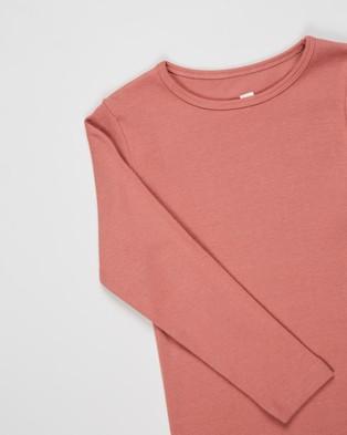 Cotton On Kids - Jessie Crew Tee   Kids Teens - T-Shirts & Singlets (Chutney) Jessie Crew Tee - Kids-Teens