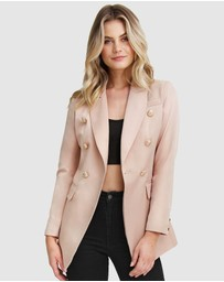 Belle & Bloom - Princess Polly Blazer