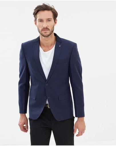 29112a590f Navy Blazer | Navy Blazer Online | Buy Men's Navy Blazer Australia ...