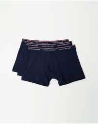 Tommy Hilfiger - 3-Pack Premium Essentials Stretch Trunks
