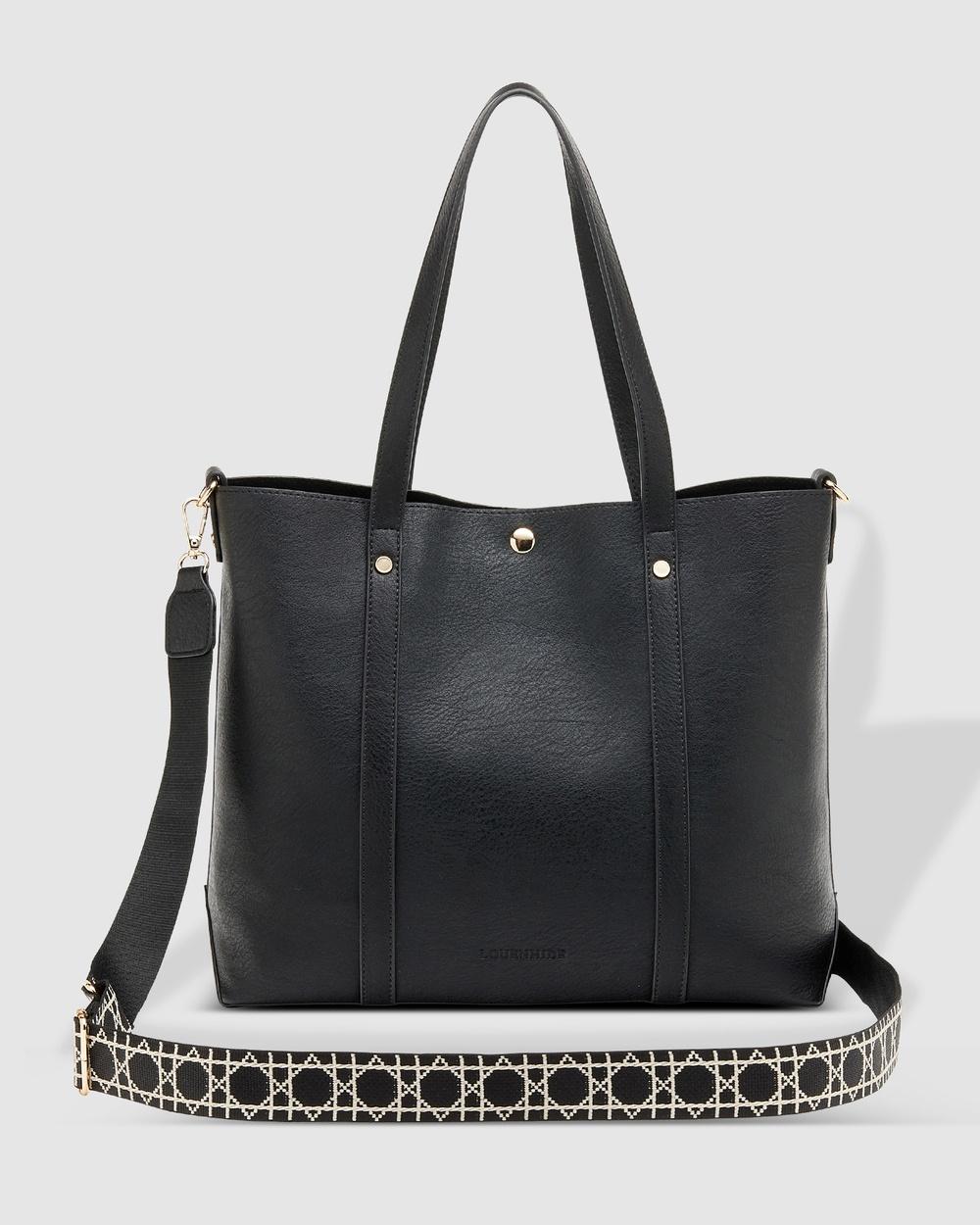 Louenhide Nevada Bag Handbags Black
