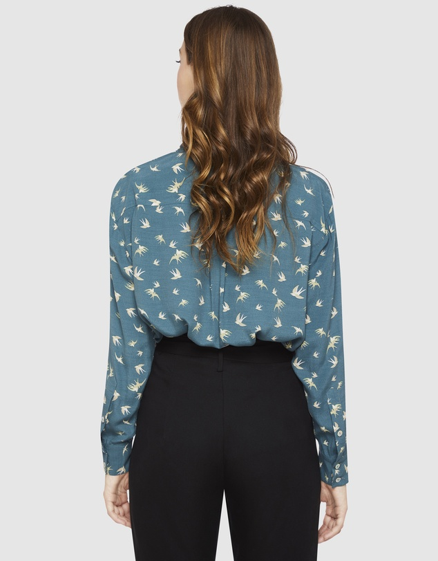 Oxford - Lilly Bird Blouse