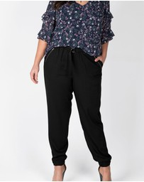 Love Your Wardrobe - Utility Pants