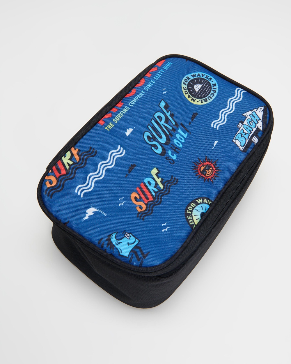 Rip Curl Lunch Box Eco Teens Lunchboxes Navy