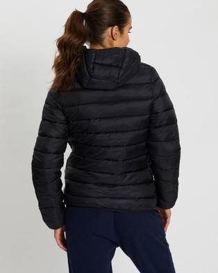 Champion Rochester Puffer Jacket - Coats & Jackets (Black)