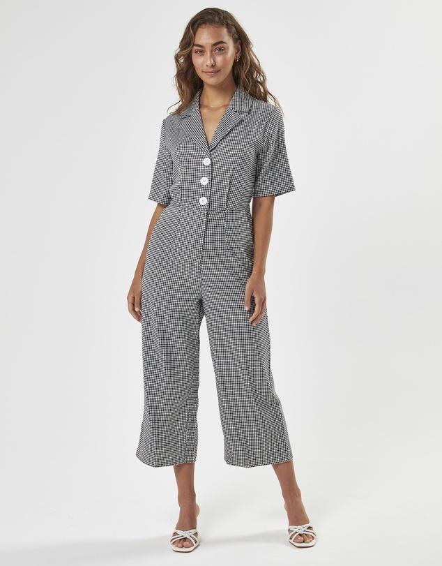 Vintage Wide Leg Pants & Beach Pajamas History Harvey Jumpsuit AUD 139.95 AT vintagedancer.com