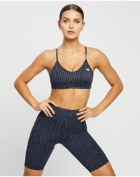 Running Bare - Blaze Canyon Push Up Sports Bra