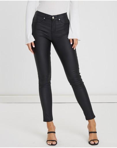 Tussah Jenna Skinny Jeans Wax Coated