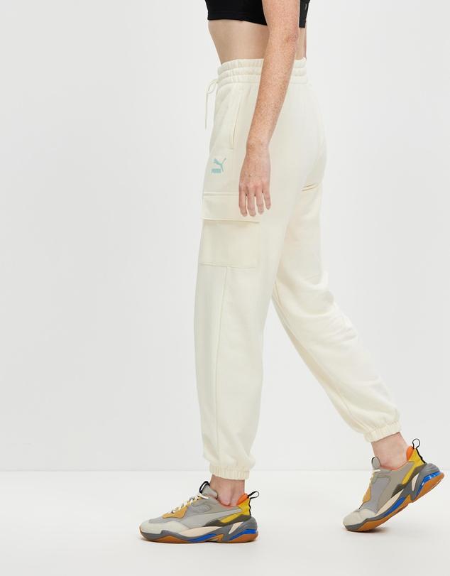 Women CLXS Cargo Sweatpants