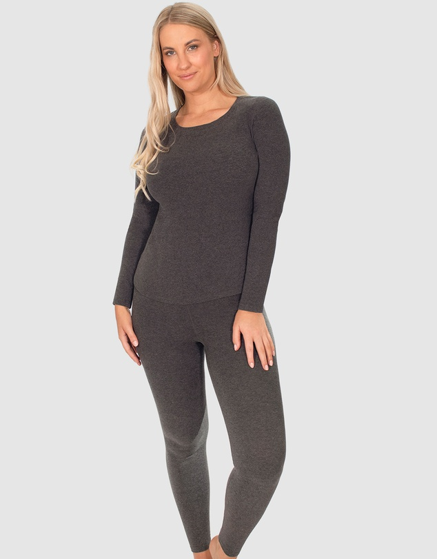 Women Ultra Soft Long Sleeve Thermal Top