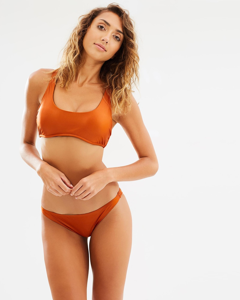 Bondi Born Butterfly Effect Rio Bikini Bottoms Bikini Bottoms Orange Butterfly Effect Rio Bikini Bottoms