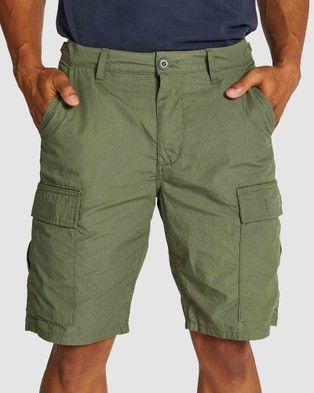 Superdry Field Cargo Short - Shorts (Sage)