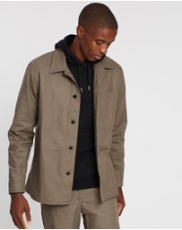Norse Projects - Kyle Cotton Linen Jacket