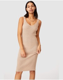 Cotton On - Match Me Knit Midi Dress
