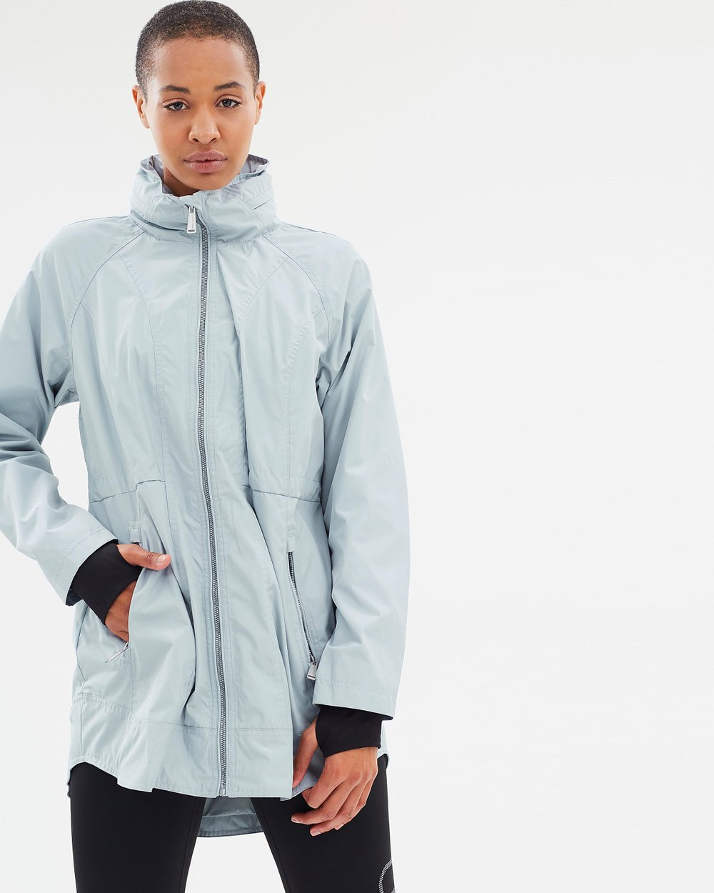 Spectator Jacket by Calvin Klein Performance Online | THE ICONIC ...