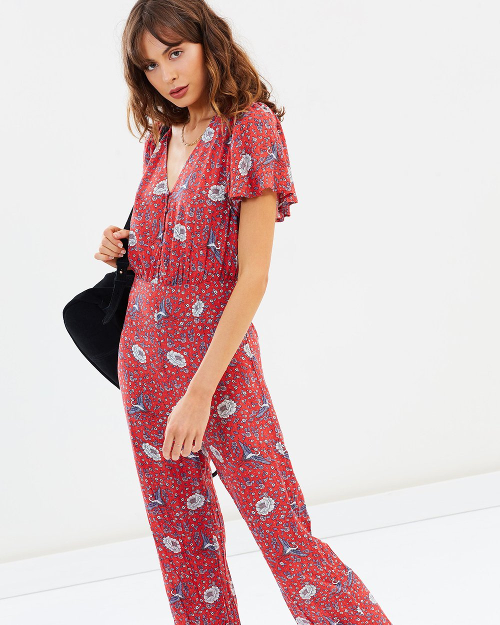 9dba011a14b Valentina Fiesta Jumpsuit by Auguste The Label Online