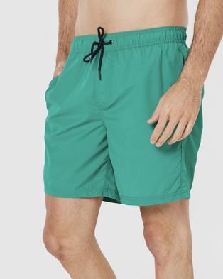 Coast Clothing ASR Swim Shorts - Shorts (Green)