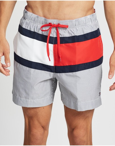 Tommy Hilfiger - Medium Drawstring Boardshorts