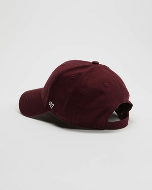 47 Legend 47 MVP New York Yankees Cap - Headwear (Dark Maroon)