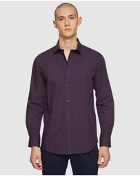 Oxford - Kenton Checked Regular Fit Shirt