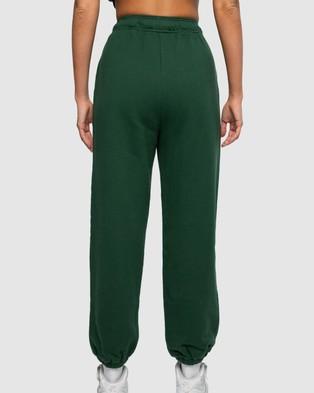 Jagger & Stone JS Trackie Pants - Sweatpants (Varsity Green)
