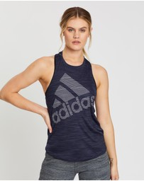 adidas Performance - Badge of Sport Logo Tank