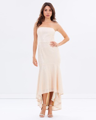 Romance by Honey and Beau – Golden Age Bustier Dress