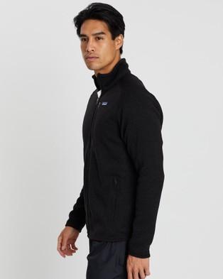 Patagonia Better Sweater Jacket - Sweats (Black)