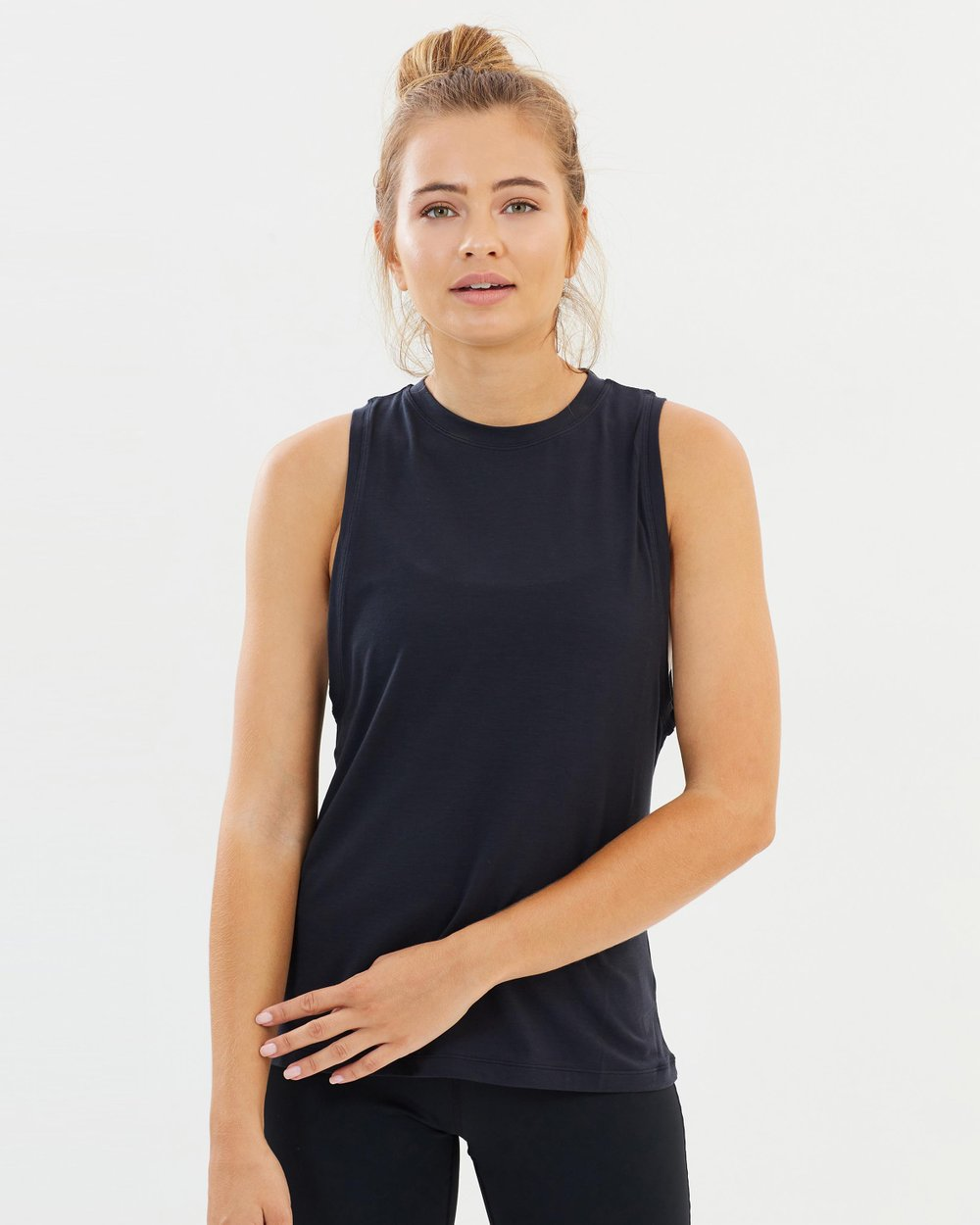 fceeddd100ad1c Muscle Tank by Nimble Activewear Online