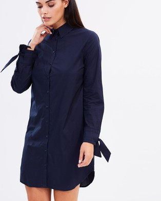 Atmos & Here – Jenkins Relaxed Shirt Dress