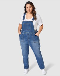 Indigo Tonic - Jennifer Denim Overalls