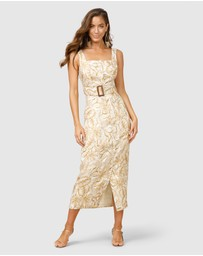 Ministry of Style - Woodstock Maxi Dress