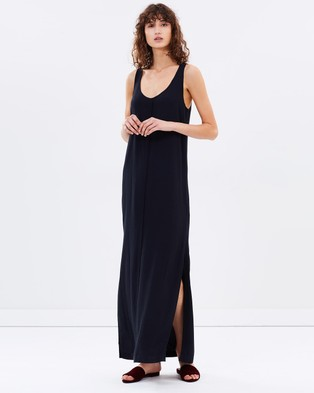 C & M Camilla and Marc – Siena Dress French Navy
