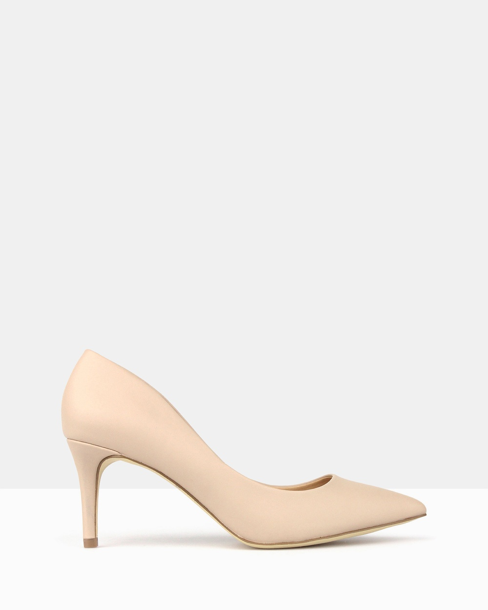 Betts Empower Pointed Toe Stiletto Pump All Pumps Nude Empower Pointed Toe Stiletto Pump