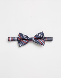 Staple Superior - Multi Check Bow Tie