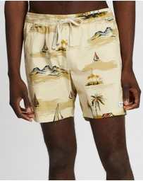 Banks Journal - Latitude Boardshorts