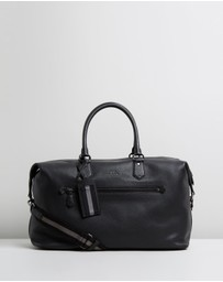 Polo Ralph Lauren - Pebbled Leather Duffle Bag