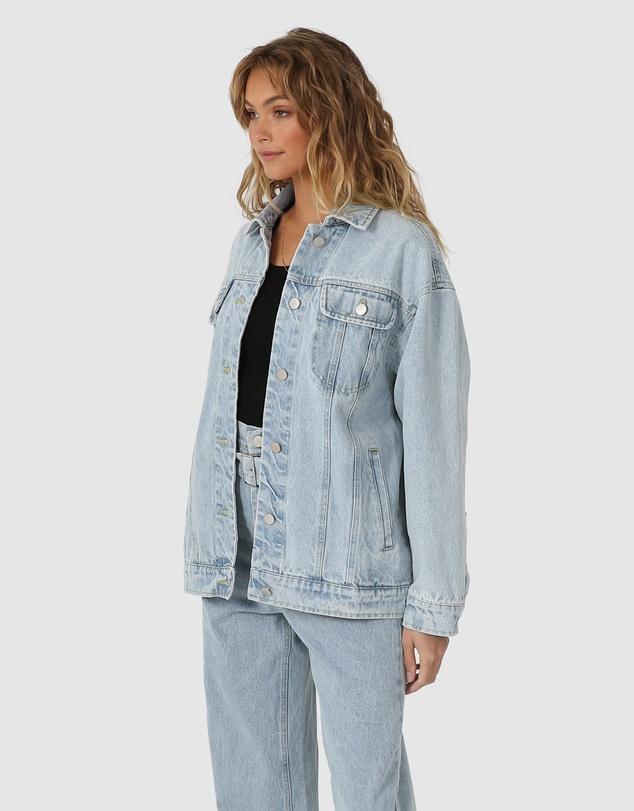 Women Skye Denim Jacket