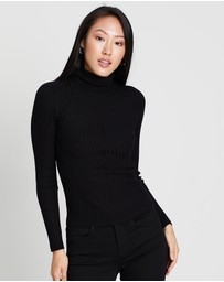 Karen Millen - Roll Neck Jumper