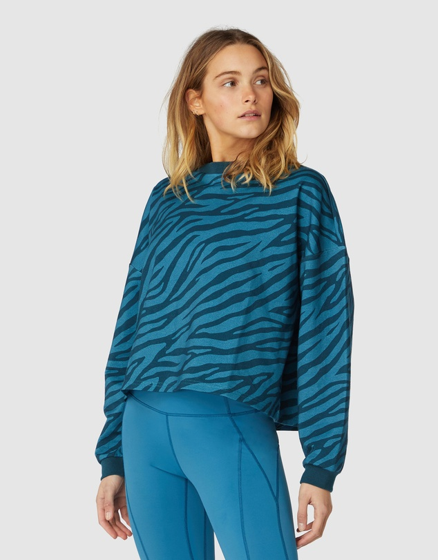 Women Making Waves Sweater