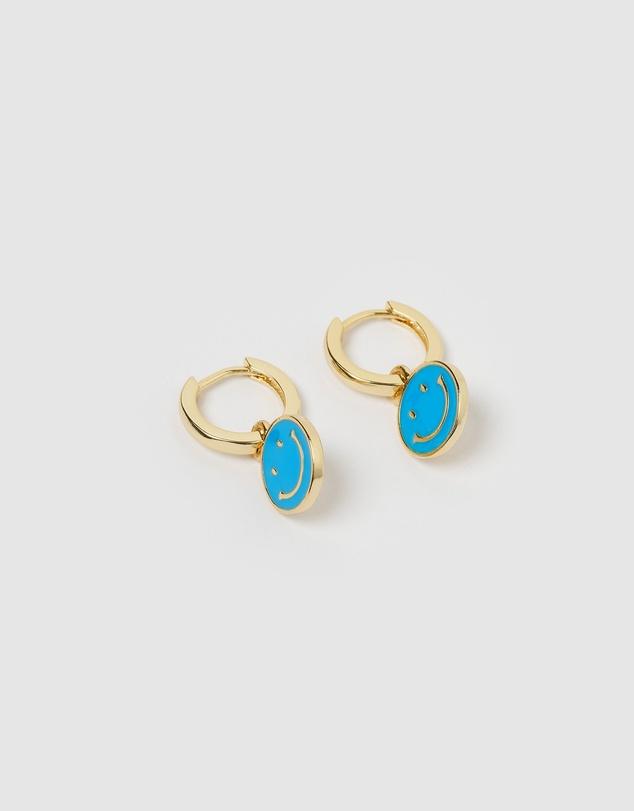 Women Kirsty Huggie Earrings